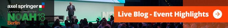 NOAH18 Berlin Live Blog - Event Highlights