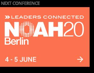 NOAH20 Conference Berlin
