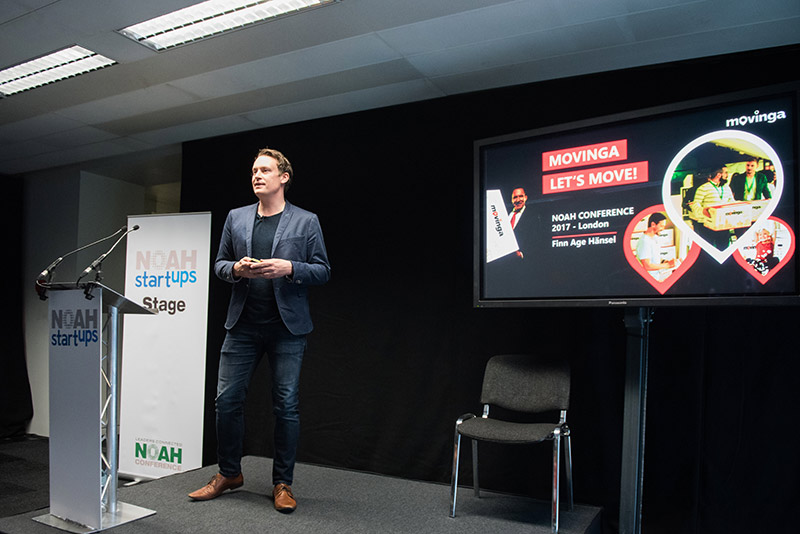 NOAH London Conference 2019 | Connecting Capital with Entrepreneurs