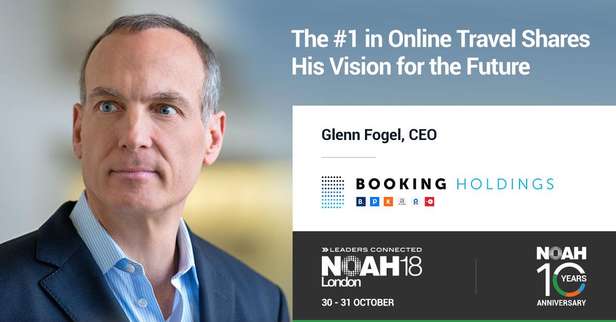 Glenn Fogel – N18 London Highlight