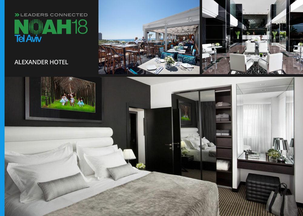 NOAH18 Tel Aviv - Accomodation - Hotel Alexander
