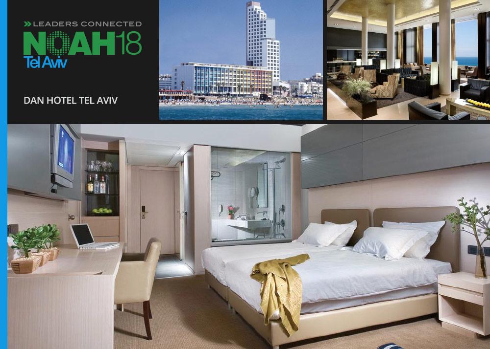 NOAH18 Tel Aviv - Accomodation - Dan Hotel