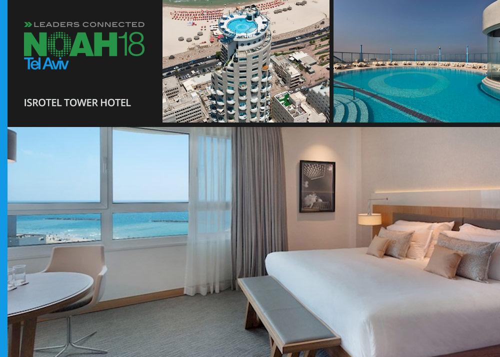 NOAH18 Tel Aviv - Accomodation - Isrotel Tower Hotel