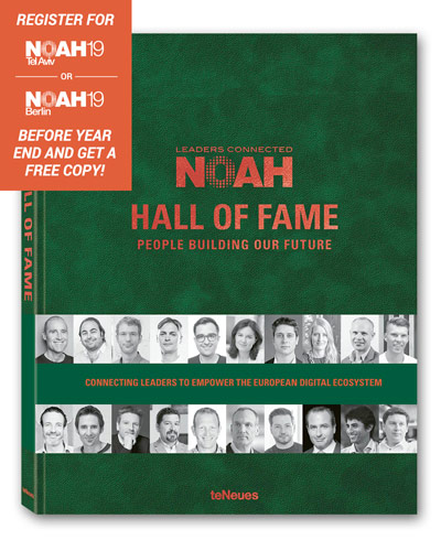 NOAH Hall of Fame Book Special Deal Free Copy