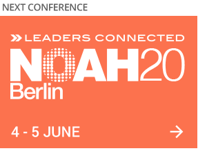 NOAH20 Conference Berlin
