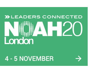 NOAH20 Conference London