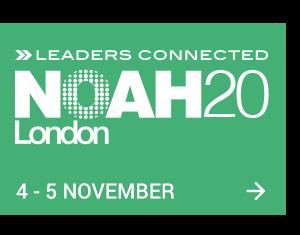 NOAH20 Conference London