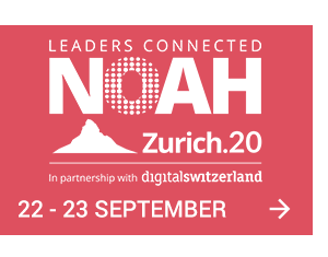 NOAH20 Conference Zurich