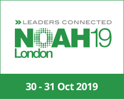 NOAH19 London Conference 30-31 October