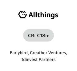 NOAH Startups - Allthings