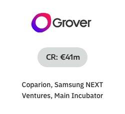 NOAH Startups - Grover