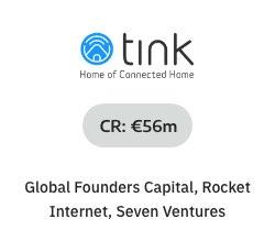 NOAH Startups - tink